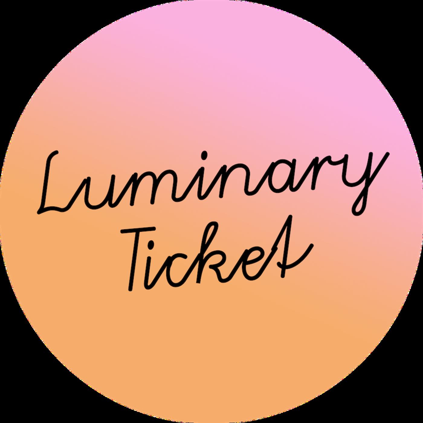Luminary ticket icon